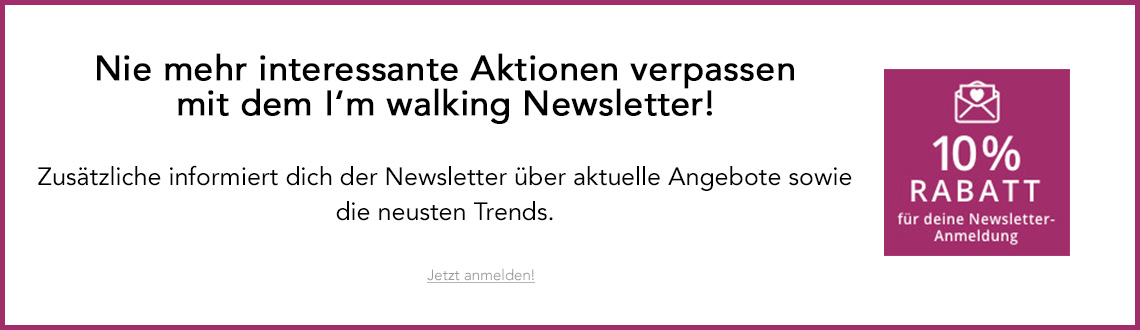 I'm walking Newsletter