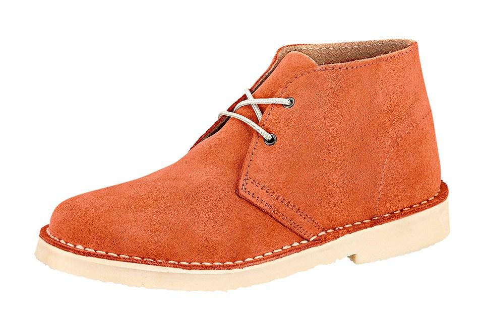 Orange Schuhe - Der Eyecatcher