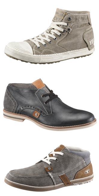 Herrentrend: Boots