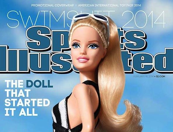 "Barbie auf ""Sports Illustrated""-Bikini-Edition"