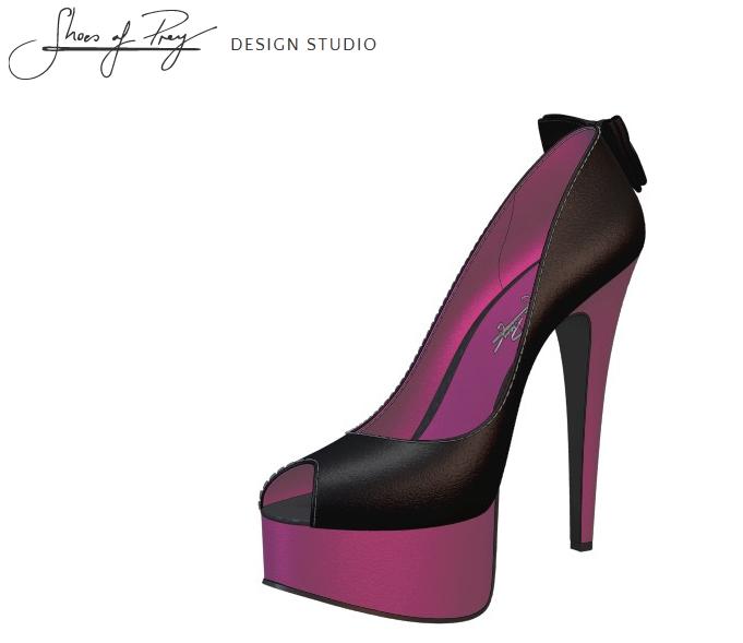 Schuhe Selber Designed