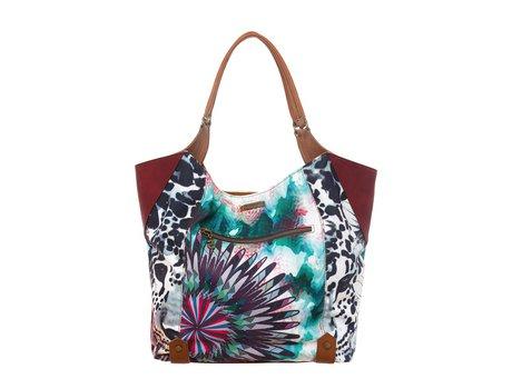 Blumen-Tasche