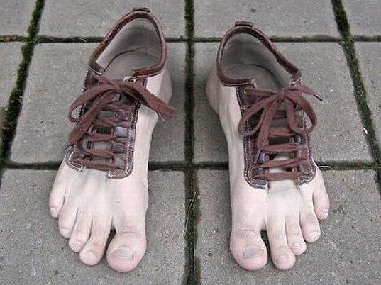 Im SchuheEin Walking Blog Gefühl Der Barfuß FreiheitSchuhe OP8nw0k