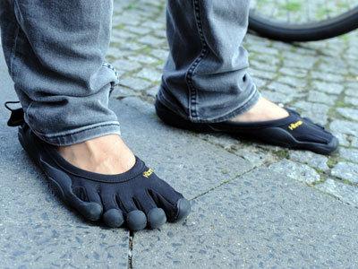 70f6d1a7ba223d Barfuß-Schuhe  Ein Gefühl der Freiheit