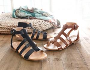 Sandalen sind der Sommerklassiker der Schuhe schlechthin.
