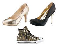 goldene schuhe pumps pumps gold carvela list. Black Bedroom Furniture Sets. Home Design Ideas