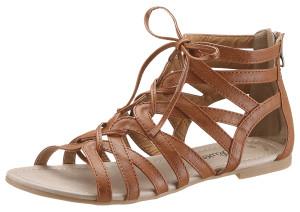 Die leichten Schuhe passen perfekt zum Sommer.