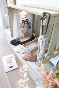 Ballerinas gibt es sowohl im klassischen als auch im extravaganten und ausgefallenen Look.