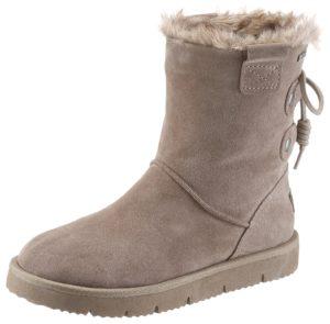 Mit Après-Chic sind die Füße perfekt für kalte Tage gerüstet.