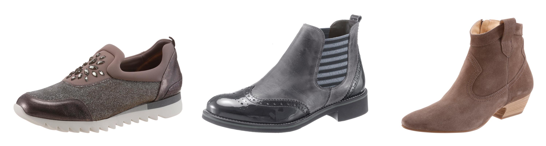 Ob Haifischsohle, Chelsea Boot oder Ankle Boot. Paul Green bietet schicke Modelle passend zu jedem Anlass
