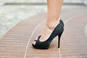 Passendes Schuhwerk ist sehr wichtig für gesunde Füße.