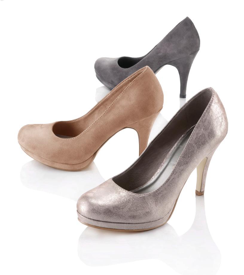 Schuhe einlaufen pumps