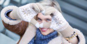 Kuschelig warme Handschuhe von I'm walking