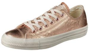 metallic Converse Sneaker