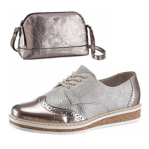 Finde Eyecatcher in Metallic auf imwalking.de!