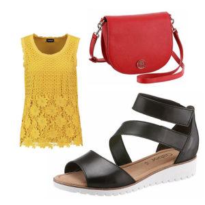 Shoppe schöne, bequeme Looks auf imwalking.de!