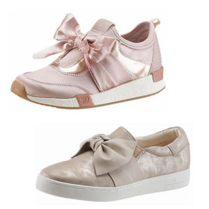Schuhe mit tollen Verzierungen findest du auf imwalking.de!