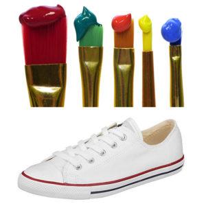 Shoppe den Sneaker von Converse auf imwalking.de!