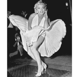 Mode-Ikone: Marilyn Monroe