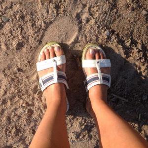Sommer Must-Have: Sandalen!