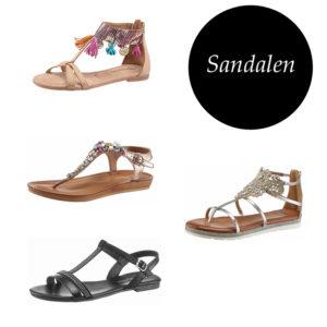 Sandalen in verschiedenen Varianten findest du auf imwalking.de! :)