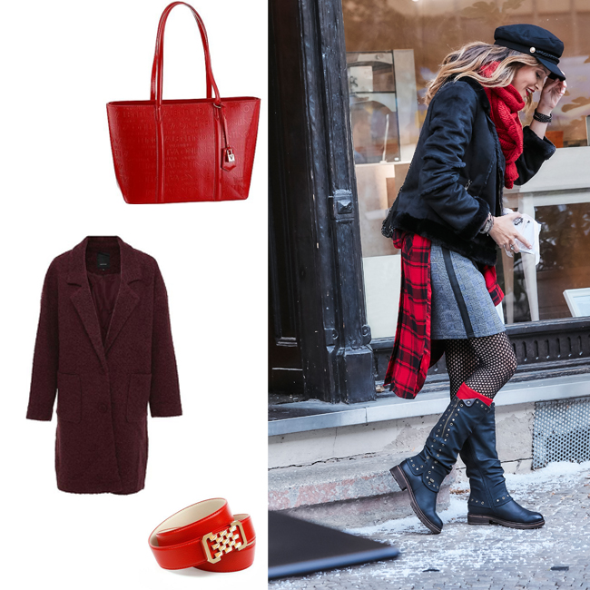 Styleguide: Herbst Trendfarbe Rot! | Schuhe Blog Im walking