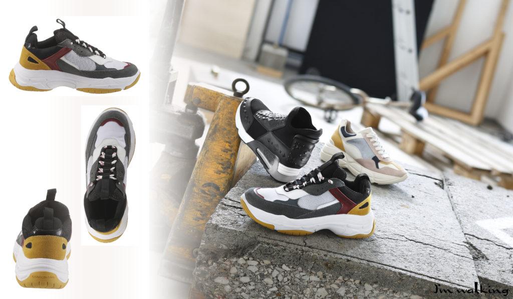 Sneaker - - Trend 2018!
