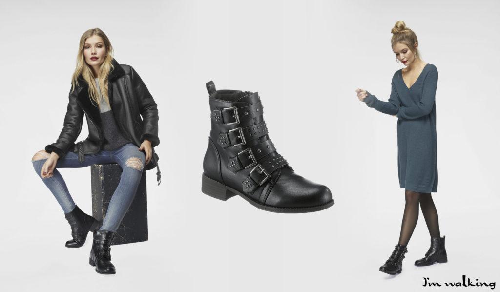 Biker Boots - Trend 2018!